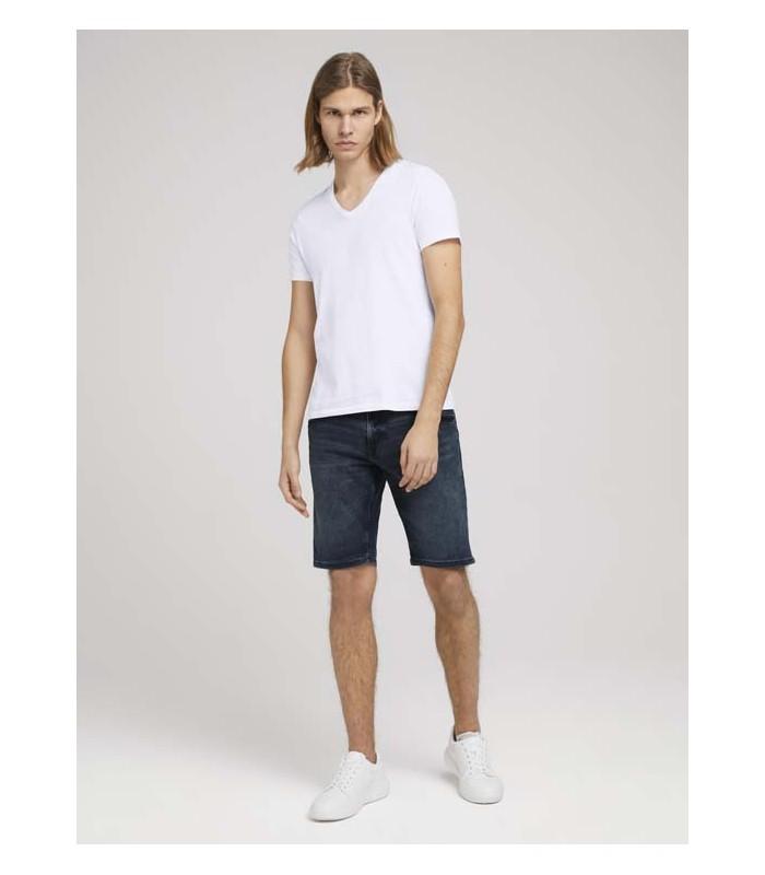Tom Tailor meeste lühikesed teksapüksid 1024518*10172 (7)
