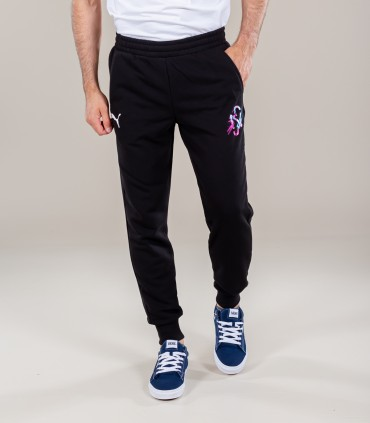 Puma Мужские спортивные брюки 605564*01 (5)