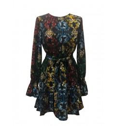Naiste mustriline kleit Lola