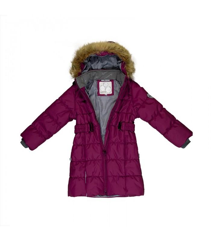 Huppa tüdrukute mantel 300g Yacaranda 12030030*80034 (2)