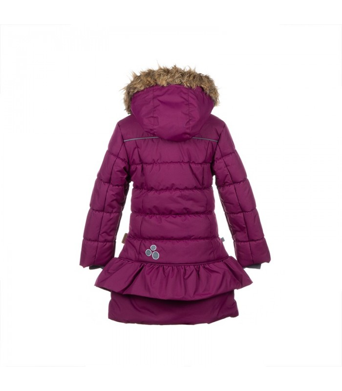 Huppa зимнее пальто для девочек 300гр Whitney 12460030*80034 (1)