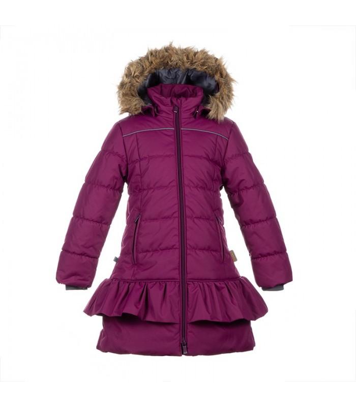 Huppa зимнее пальто для девочек 300гр Whitney 12460030*80034 (2)