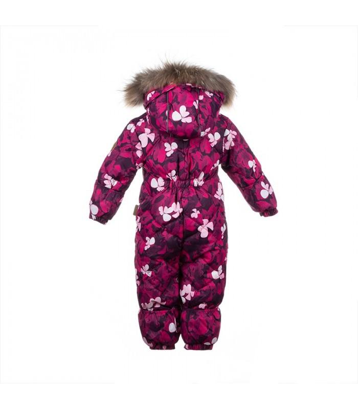 Huppa комбинезон с натуральным мехом для малышей Beata 1 31930155*8106 (1)