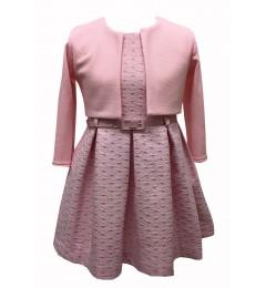 Tüdrukute pidulik kleit ja boolero   274710