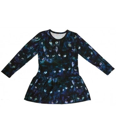 Lenne tüdrukute kleit MARIT 18921