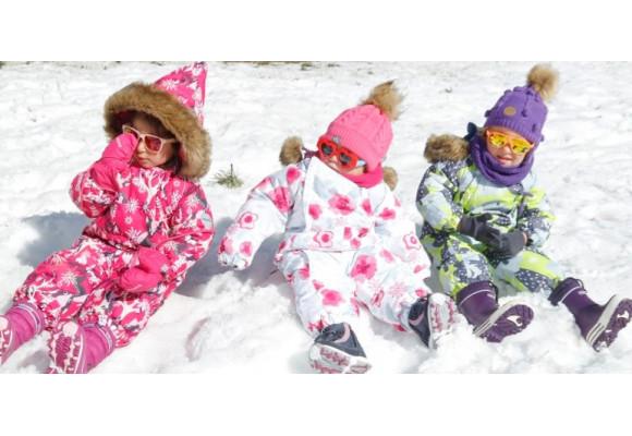 Kombinesoon või komplekt? Kumb valida lapsele talvehooajaks.